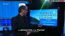 La Pissarreta d'en Partal: Què passa a Davos?