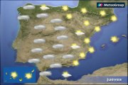 Previsión del tiempo para este jueves 21 de enero