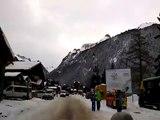 Avalanche à Valfréjus, en Savoie׃ le PC de crise
