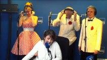 L'Orchestre du Splendid en live dans France Bleu Midi Ensemble