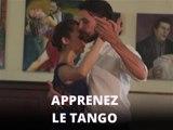 Tango leçon 2 : bien guider sa partenaire