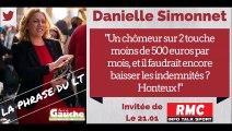 """""""Que Macron se taise ! Il ne connaît rien au travail."""" : Danielle Simonnet invitée des Grandes Gueules RMC"""