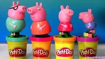 Play Doh Peppa Pig Stamper Play Dough Mummy Pig Stamp Using Talking Peppa Pig Ca