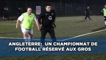 Un championnat de foot réservé aux gros
