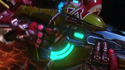 Trailer MAJ Infinity's Armory de Halo 5 : Guardians