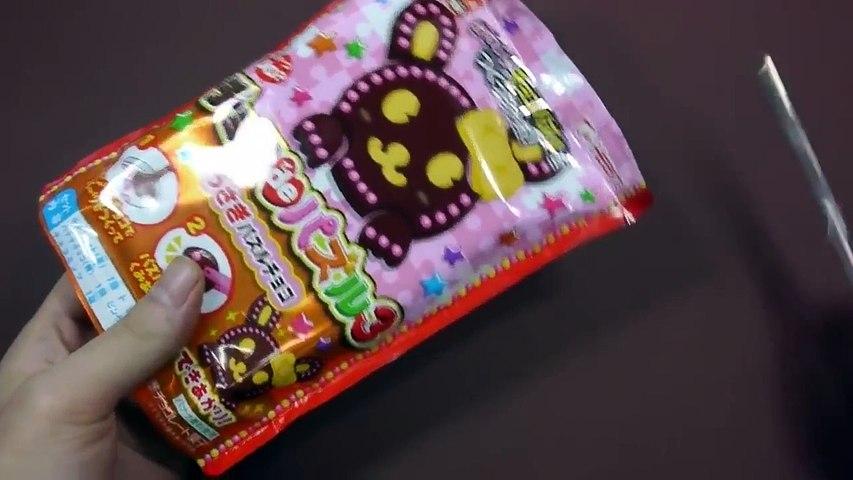 Trò chơi làm bánh hình thỏ bằng đồ chơi nấu ăn của Nhật Bản | Godialy.com