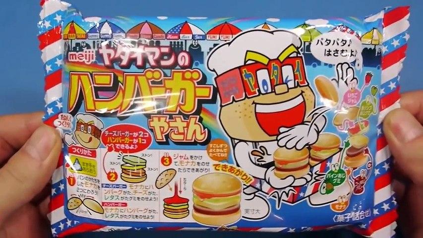 Trò chơi làm bánh ngọt bằng đồ chơi nấu ăn của Nhật Bản | Godialy.com