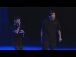 StimMarvel Beatbox in Talent show 한국인 비트박스