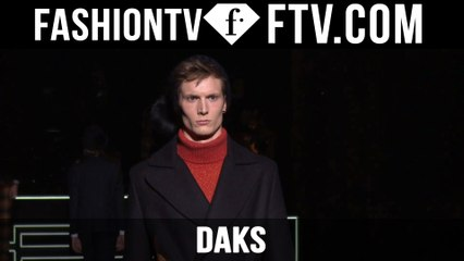 Daks Fall/Winter 2016-17 Milan Men's Collection | FTV.com