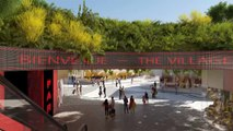 """""""The Village"""", futur village de marque à Villefontaine, en Isère"""