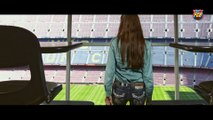 CAMP NOU EXPERIENCE. TRAVEL TO THE HEART OF BARCELONA: COMMENTARY BOXES