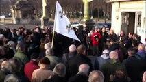 Des royalistes commémorent le décès de Louis XVI