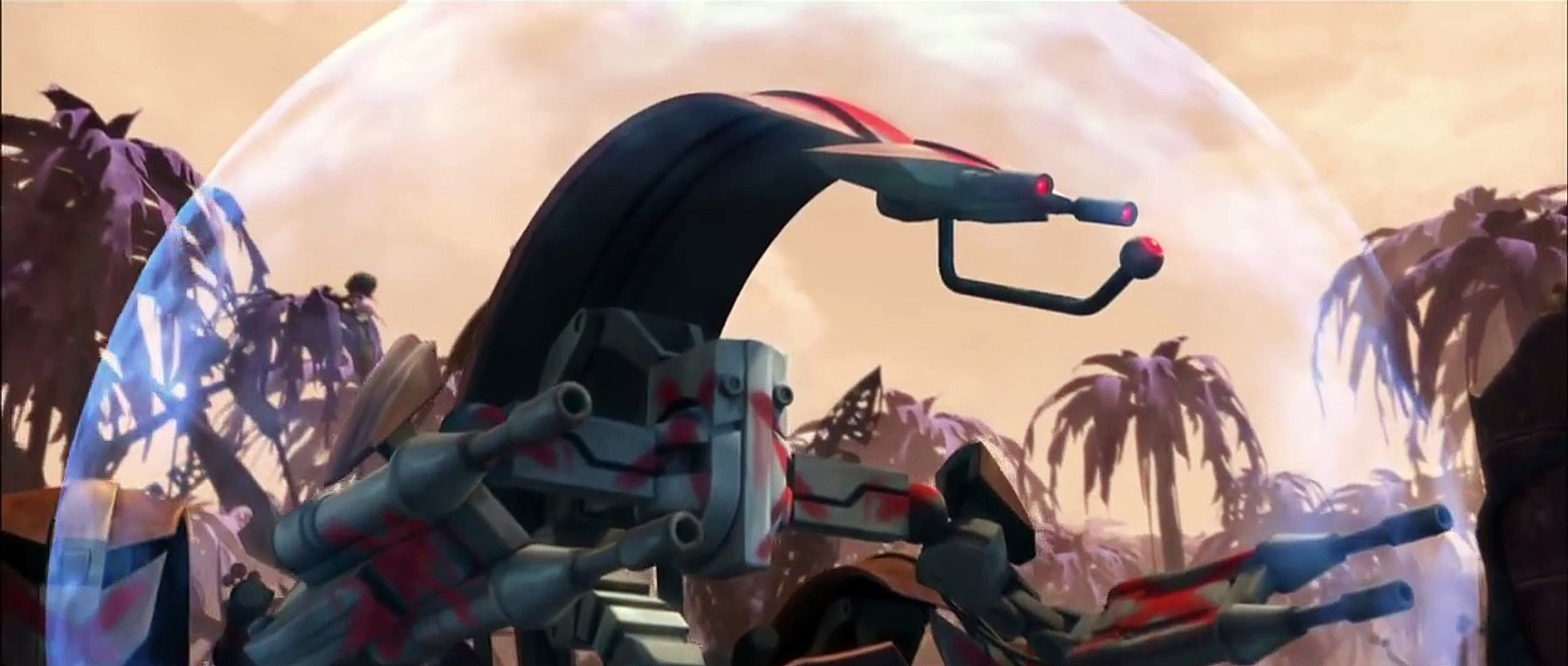 Star Wars: The Clone Wars A War on Two Fronts (Saison 5 Episode 2) Aperçu #2