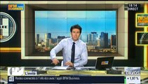 """Forum de Davos: Manuel Valls souhaite une """"réforme ambitieuse"""" de l'indemnisation chômage - 21/01"""