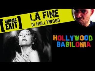 La fine di Hollywood #Hollywoodbabilonia