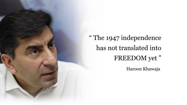 Quaid's struggle for freedom resumes …