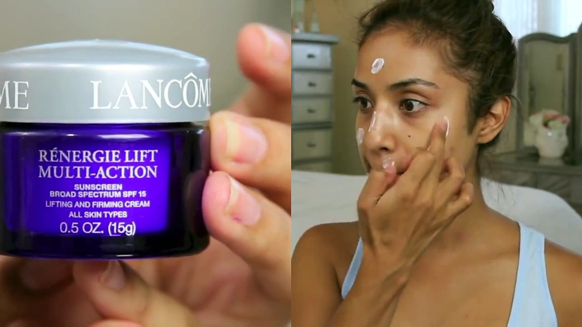 My Morning Skincare & Makeup Routine