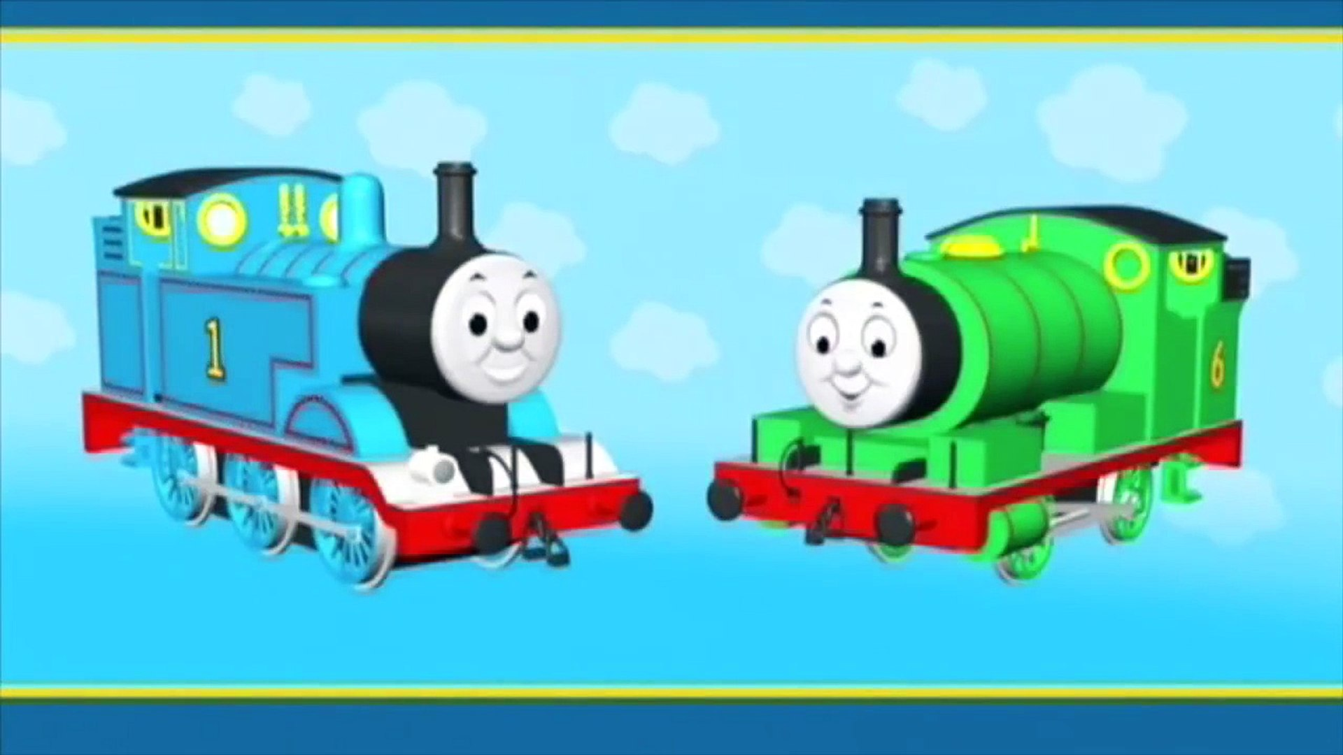Thomas Friends Uk How Are Thomas Percy Different Dailymotion Video