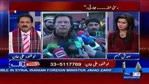 Khushnood Ali Khan Alleges Imran Khan For Bacha Khan University Attack