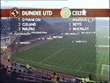 Dundee United 2 Celtic 2 (1994/95)