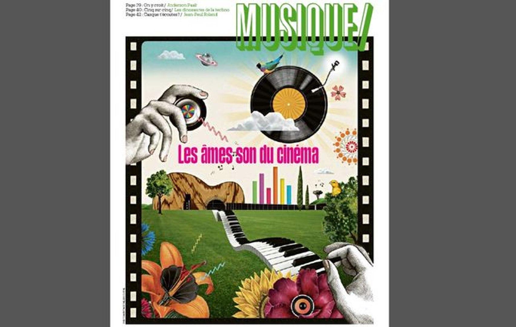 La playlist du cahier musique de Libé du 23 janvier 2016