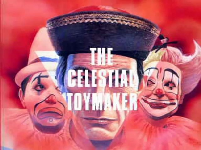 Loose Cannon The Celestial Toymaker Introduction Peter Purves LC36
