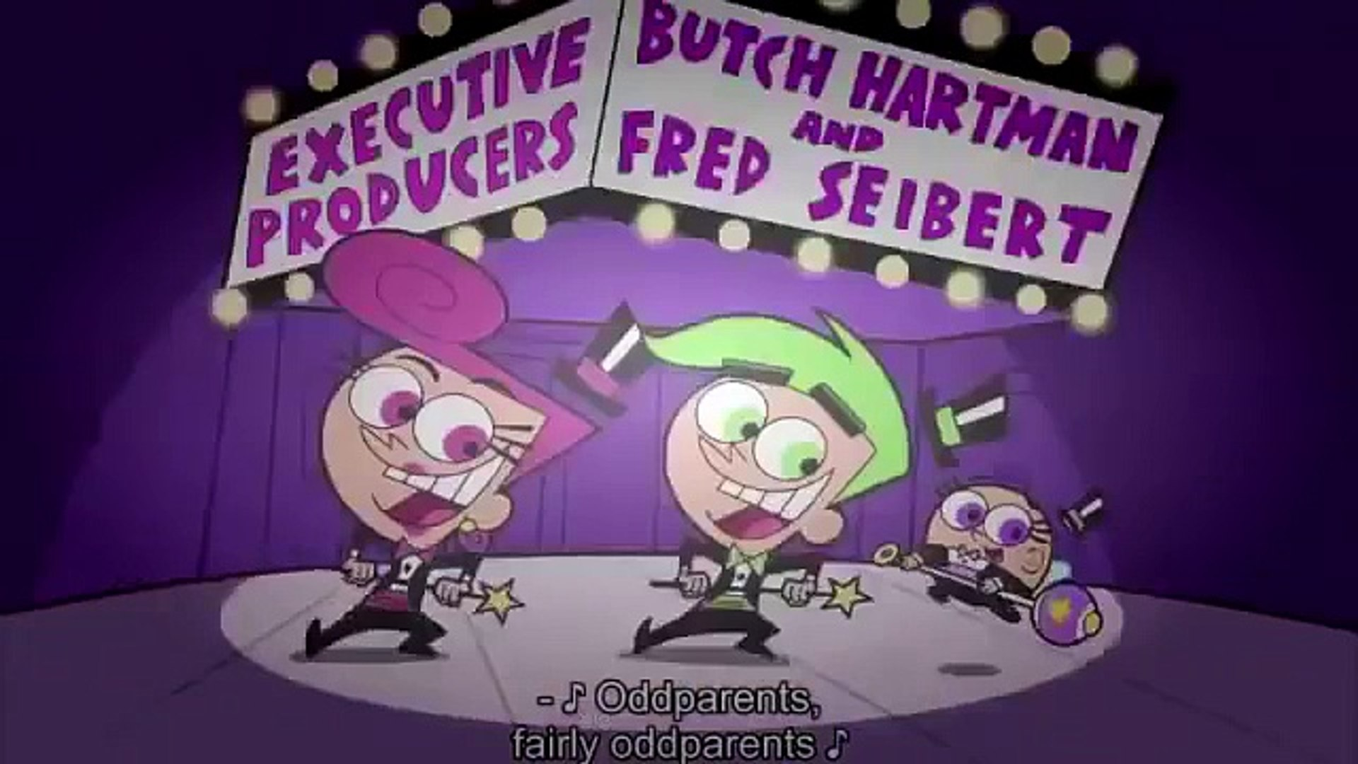 Fairly Odd Parents Photos the fairly oddparents s09e21 weirdos on a train tons of timmys