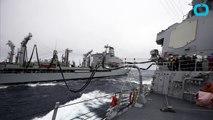 U.S. Navy Green Fleet Uses Biofuel Mixture