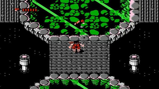 Ikari Warriors 2 - Victory Road - 1988 NES Gameplay