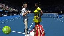 Day 3 legendary AO moments _ Australian Open 2016