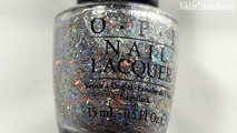 OPI Nicki Minaj Nail Polish Collection - Review & Swatches