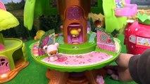 Японские игрушки аниме. ЧУДО ДЕРЕВО- ДОМ. Japanese anime toys. THE MIRACLE TREE - HOUSE.