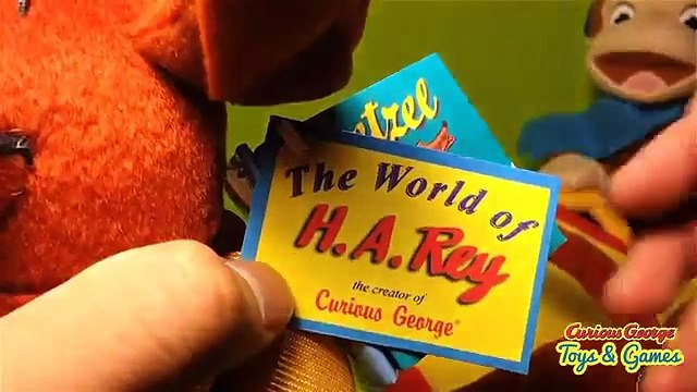 Curious George Meets Hundley Toys