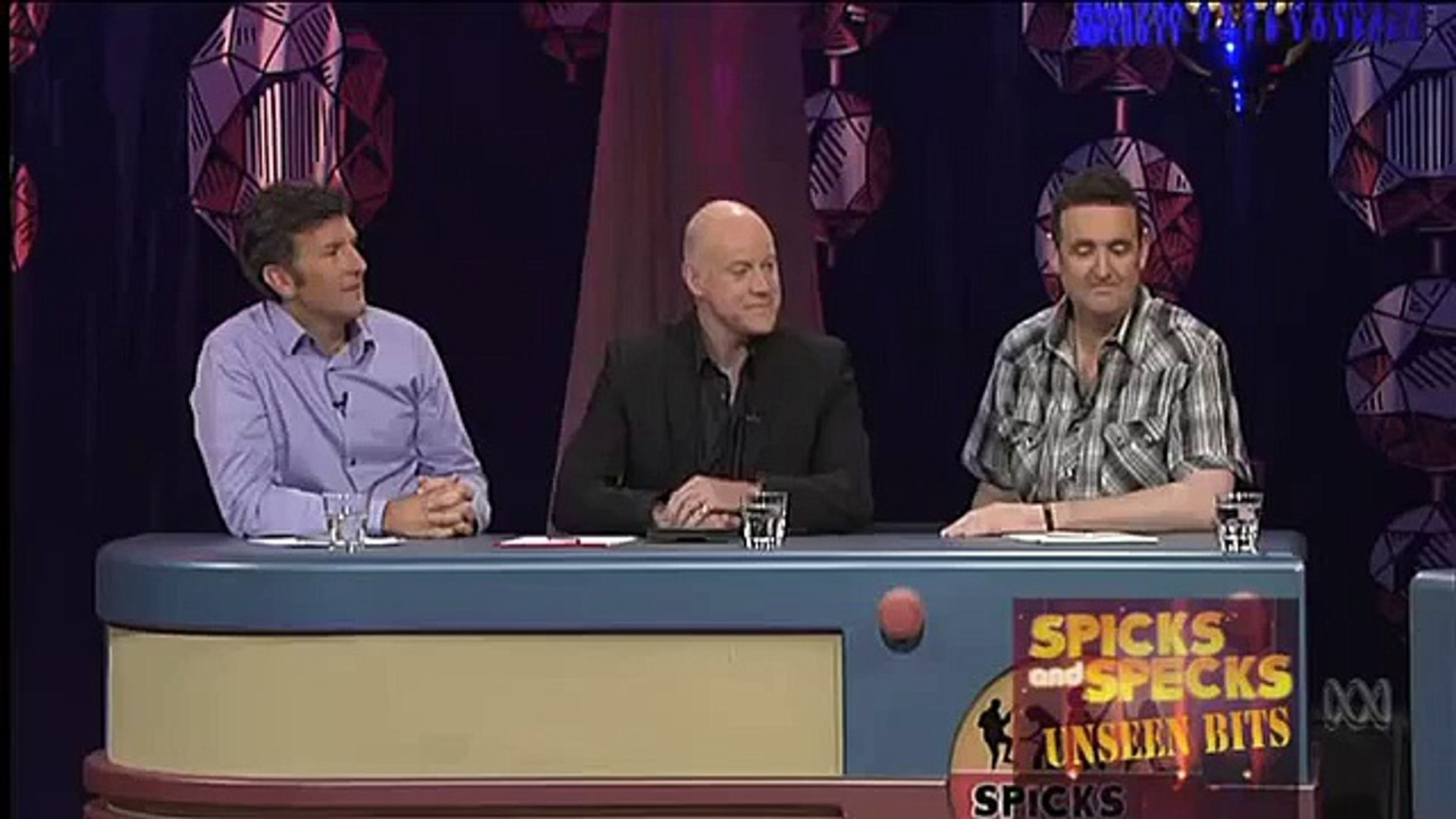 Spicks and Specks | Unseen Bits | Anthony Warlow's Hidden Talents - Ep 3, 2011