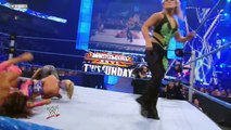 WWE Beth Phoenix and Vickie Guerrero, Michelle show