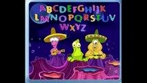 Изучаем английский язык, поем алфавит, учим цифры, буквы и цвета Развивающий мультик для малышей!