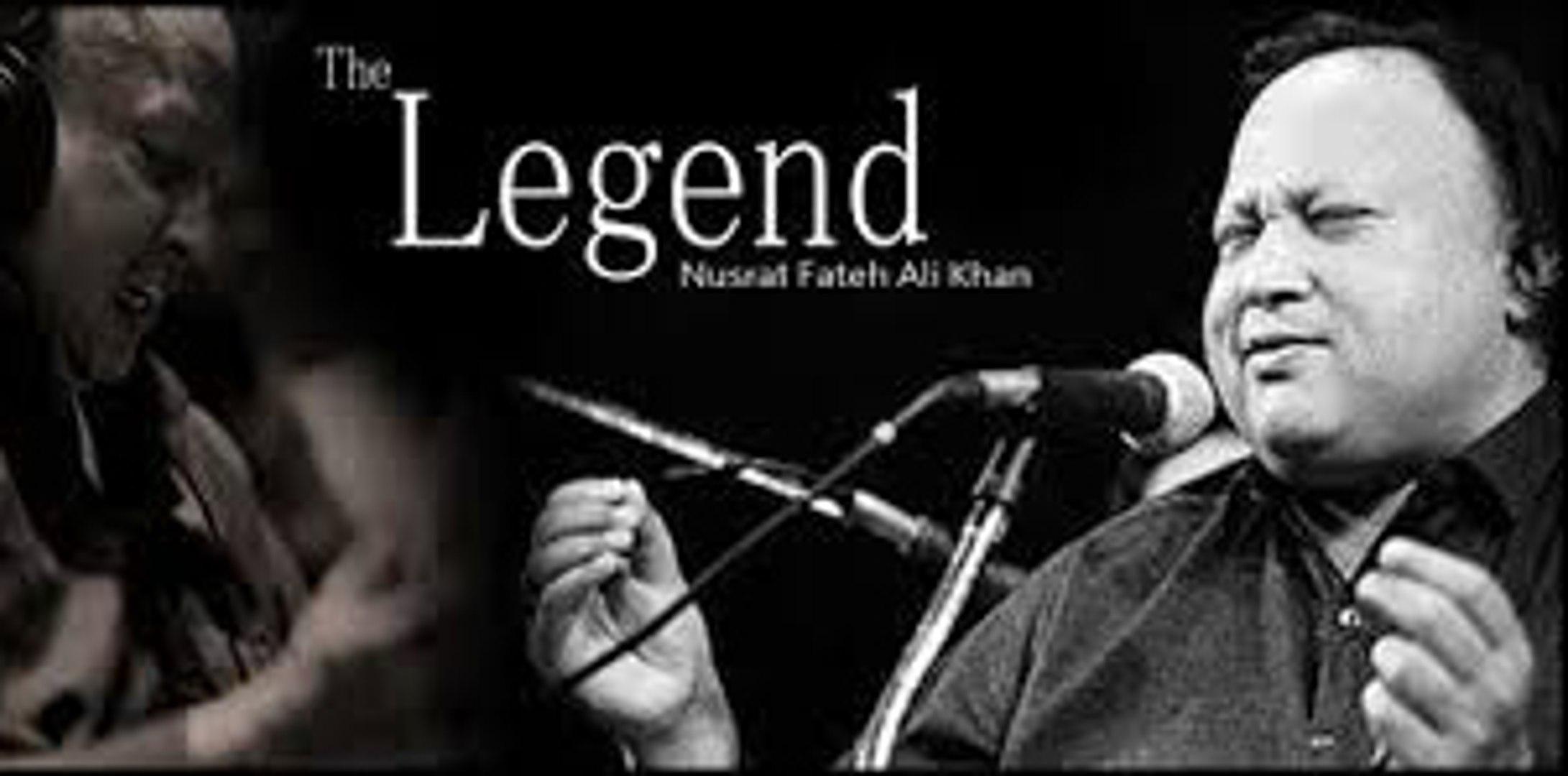 Mere Rashke Qamar-Remix Nusrat Fateh Ali Khan