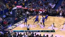 Anthony Davis Drops 32 on the Pistons (FULL HD)