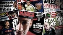 La folie Neymar s'empare de Madrid, le sacrifice inattendu de MU