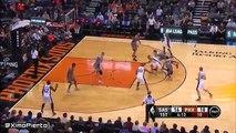 San Antonio Spurs vs Phoenix Suns - 1st Half Highlights - January 21, 2016 - NBA 2015-16 Season