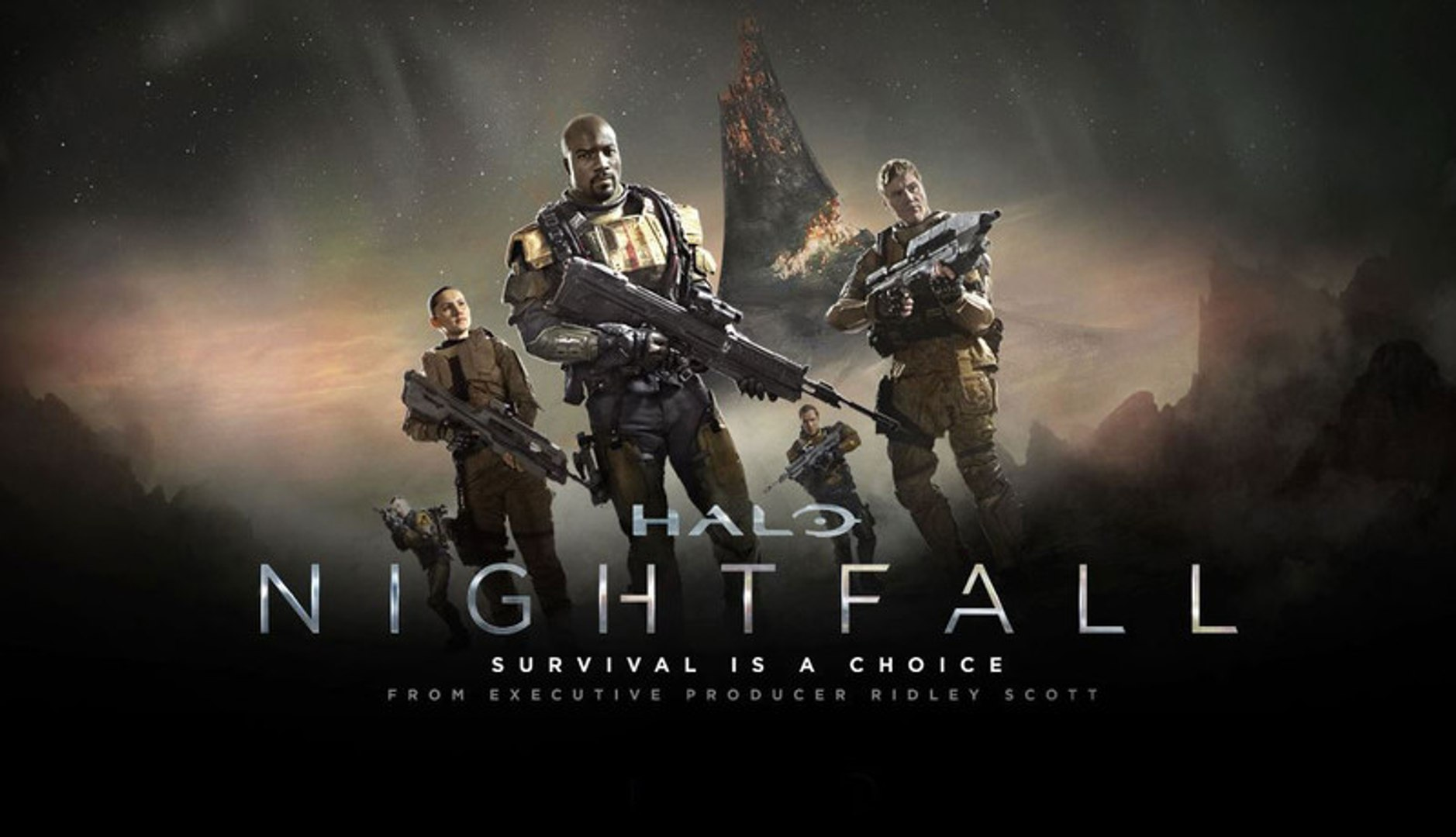 Halo Nightfall Episode 2 Sourced From Hell Hd Video Dailymotion