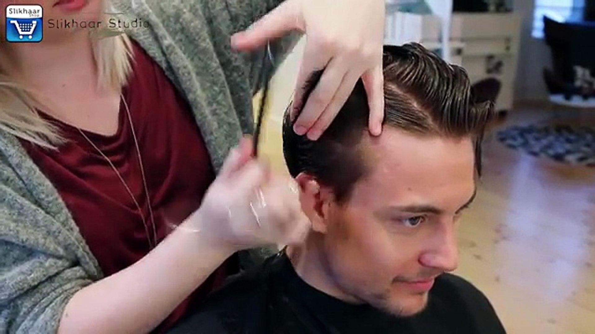 Paul Wesley Hair Tutorial | Awesome Men\'s Hairstyle