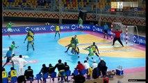 GABON VS ALGERIE CAN Handball 2016 2eme mi-temps