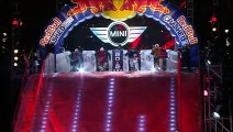 Red Bull Crashed Ice World Championship 2012 Saint Paul - Action Clip