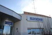 Aux urgences de l'hôpital de Dax