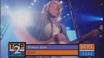 Status Quo Live - Rain(Parfitt) - Top Of The Pops 2 Special 2000