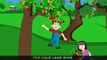 Edewcate english rhymes Auld Lang Syne nursery rhyme