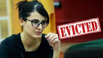 SHOCKING! Mandana Karimi EVICTED  From BIGG BOSS 9!