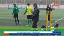 Les préparations de la JSK pour le derby kabyle JSK - MOB _ JS Kabylie - JSK - شبيبة القبائل