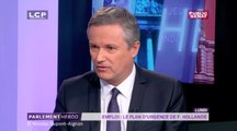 Parlement Hebdo : Nicolas Dupont-Aignan, député de l'Essonne, président de Debout la France